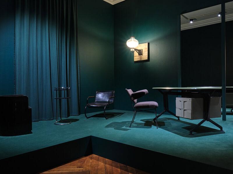 Exposition – « Futurissimo » L'utopie du design italien – Collection Design du centre Pompidou – Festival Design Parade à Toulon - 1