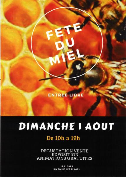 Honey festival à Six-Fours-les-Plages - 0