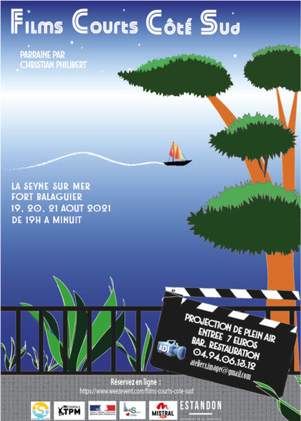 """Festival """"Films courts Côté Sud"""" à La Seyne-sur-Mer - 0"""