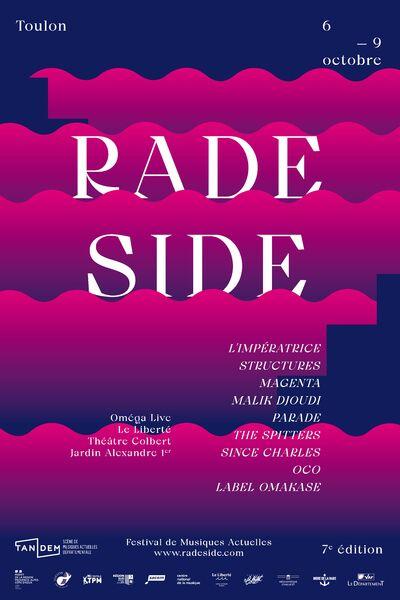 Festival Rade Side 2021 à Toulon - 0