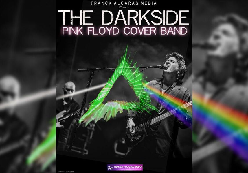 The Darkside – Pink Floyd cover band à Hyères - 0