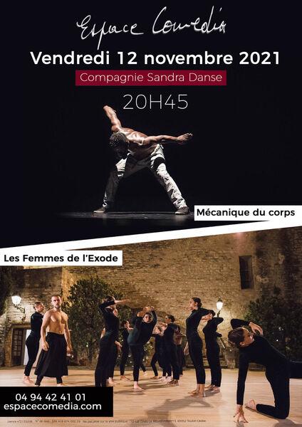 Danse – Mécanique du corps et les femmes de l'exode à Toulon - 0