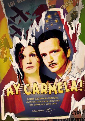 Théâtre – Ay Carmela ! à Toulon - 0