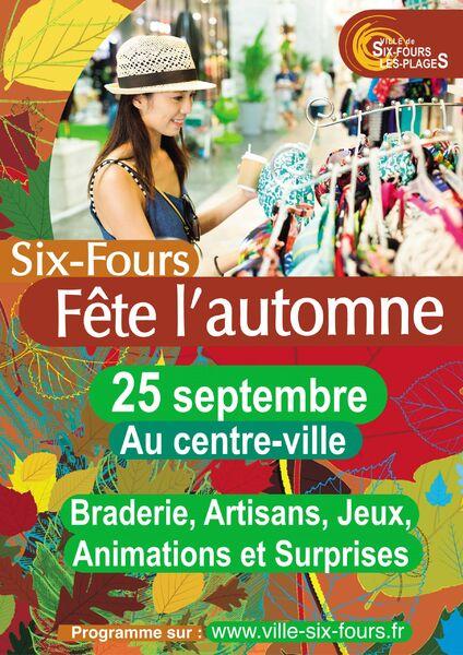 Six Fours celebrates autumn à Six-Fours-les-Plages - 0