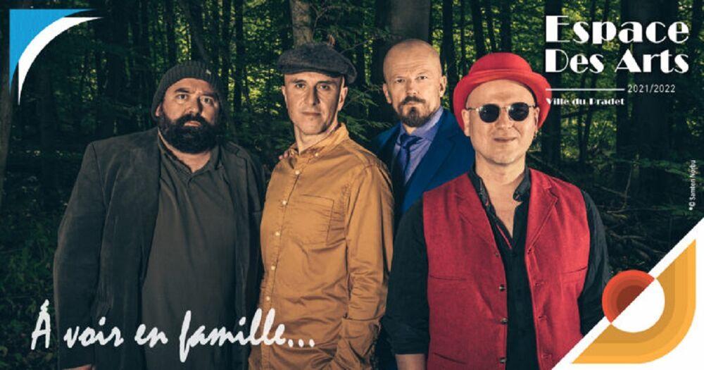 """Spectacle « Panique dans la forêt """" par Weepers Circus à Le Pradet - 0"""