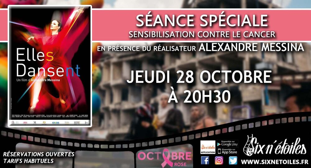 """Special evening with the film """"Elles dansent"""" in the presence of the director à Six-Fours-les-Plages - 0"""
