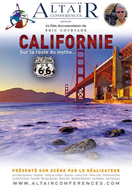 """Altaïr film conference """"California, on the road to myth"""" à Six-Fours-les-Plages - 1"""