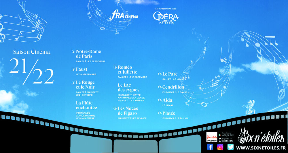 """Paris Opera at the Six n'étoiles """"The Marriage of Figaro à Six-Fours-les-Plages - 0"""