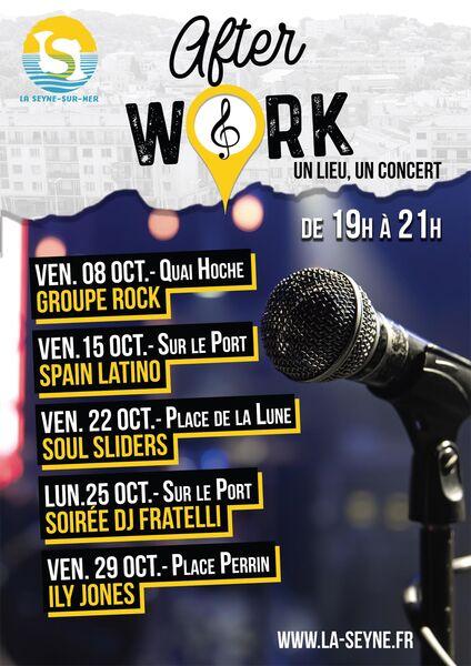 Cancelled: Afterwork concerts à La Seyne-sur-Mer - 0