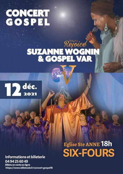 """Gospel Var"""" concert à Six-Fours-les-Plages - 0"""