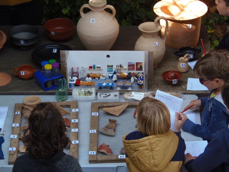 Olbia archaeological site visits à Hyères - 0