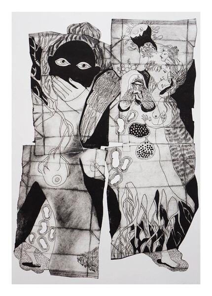 "Exhibition ""My imprint"" by Sasha Stoliarova, visual artist à Ollioules - 1"