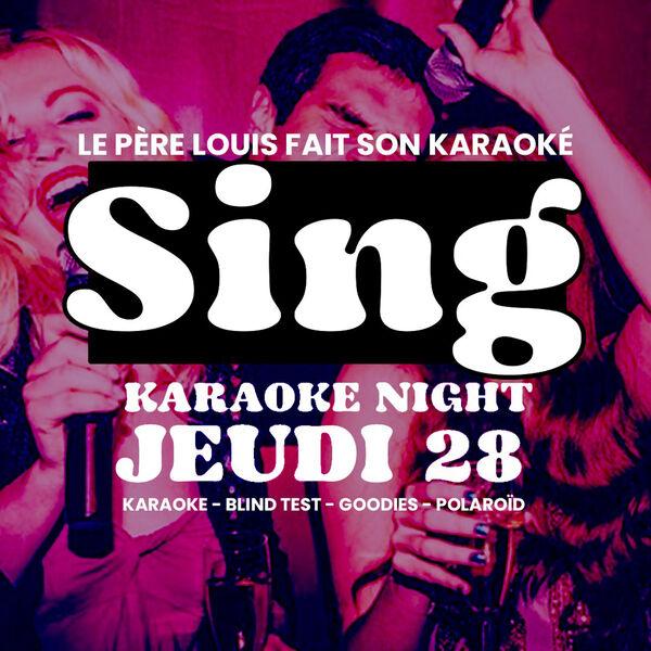 Karaoke Night at Père Louis à La Seyne-sur-Mer - 0