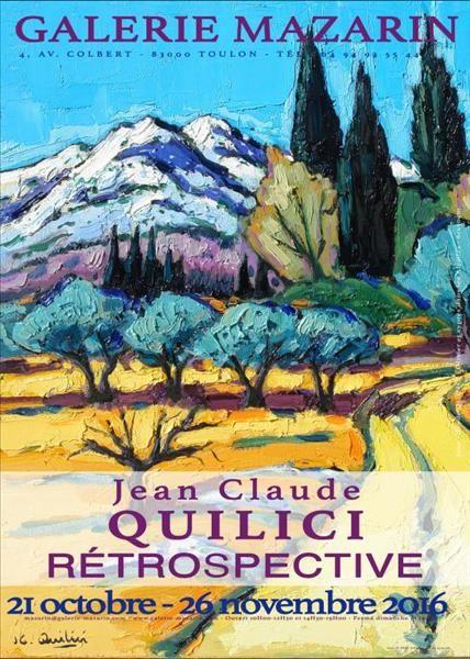 Artistes à découvrir / Quilici à Toulon - 0