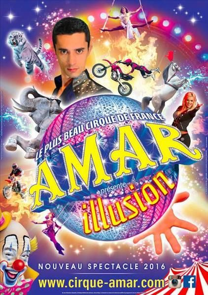 Cirque Amar à Toulon - 2