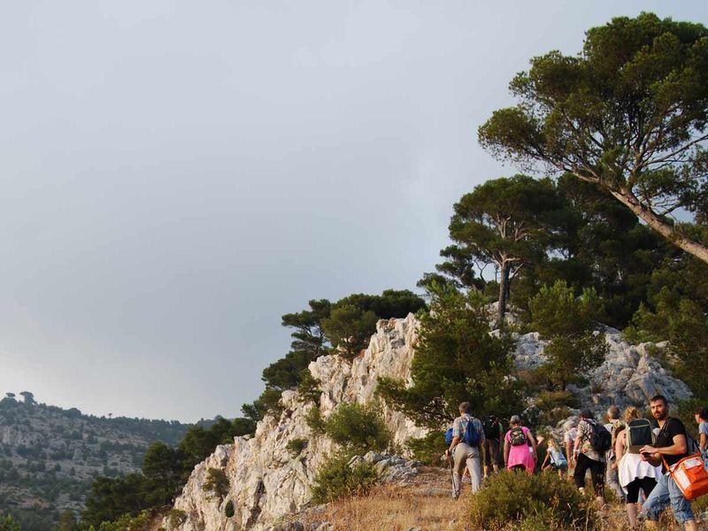 Sortie nocturne spéciale feu d'artifice du 14 juillet à Toulon - 2