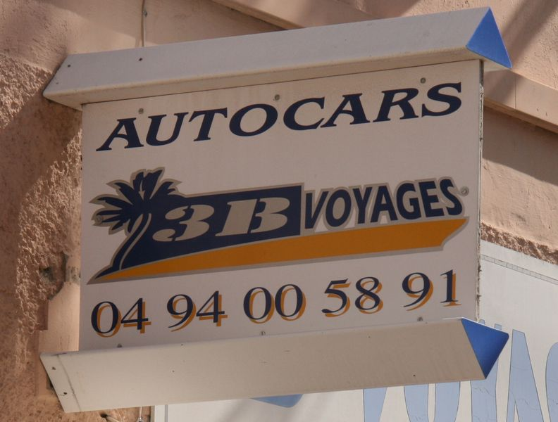 Excursions – Autocars 3B Voyages à Toulon - 0