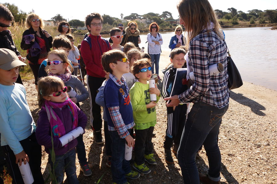 Salt marches history (guided tour for children) à Hyères - 4