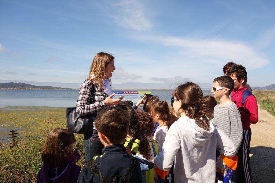 Salt marches history (guided tour for children) à Hyères - 8