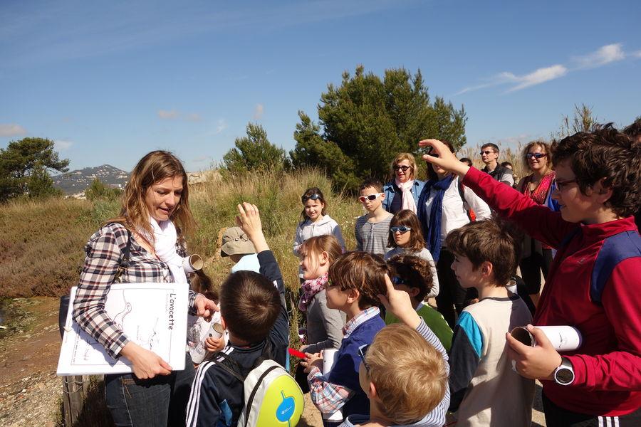 Salt marches history (guided tour for children) à Hyères - 9