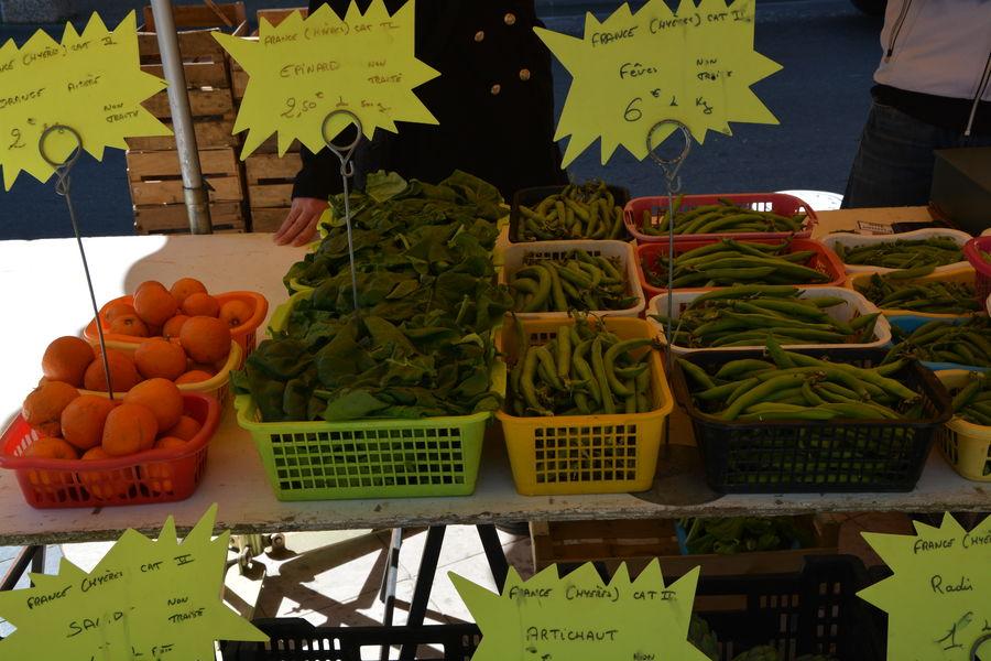 The salins 'Market à Hyères - 3