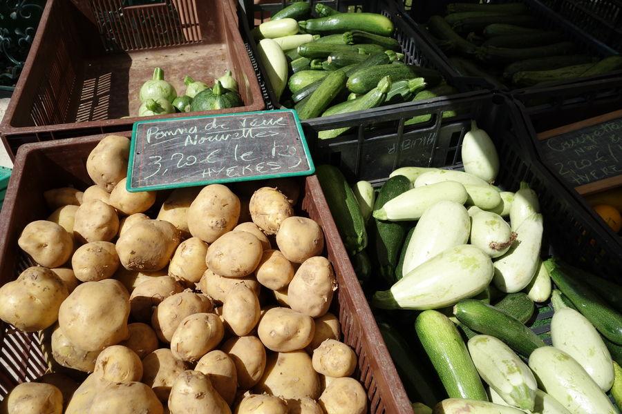 The salins 'Market à Hyères - 4
