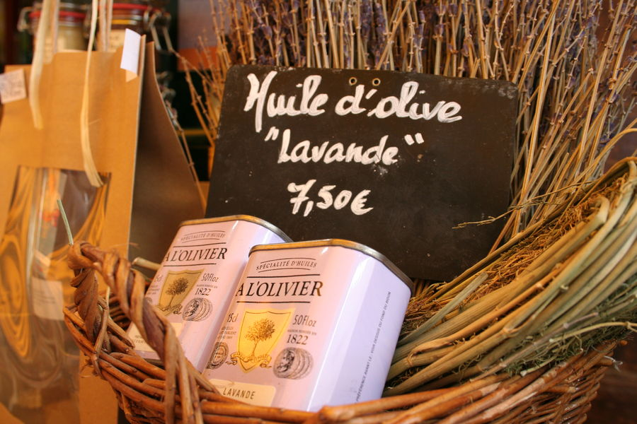 The salins 'Market à Hyères - 7