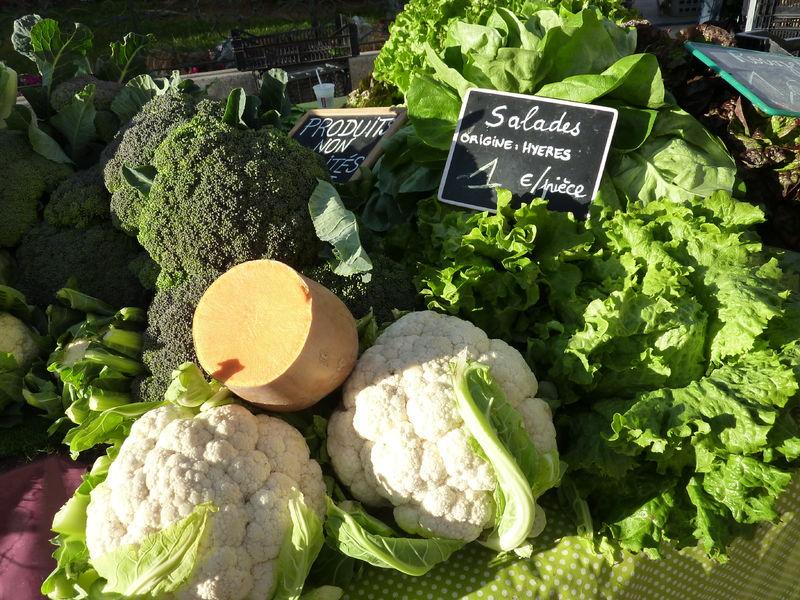 The salins 'Market à Hyères - 9