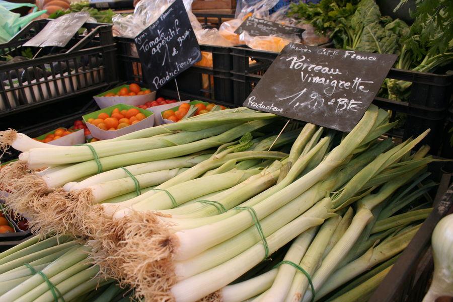 The salins 'Market à Hyères - 10