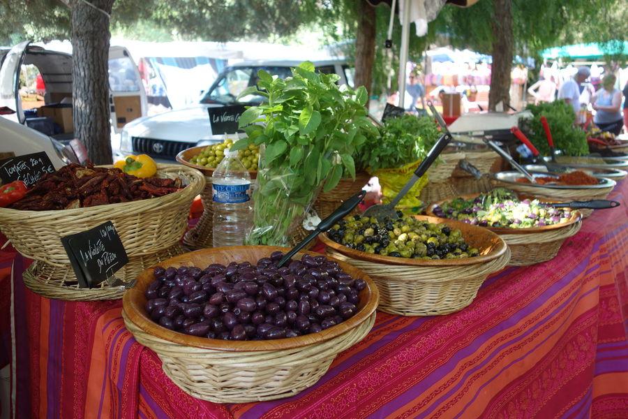 Giens' market à Hyères - 1