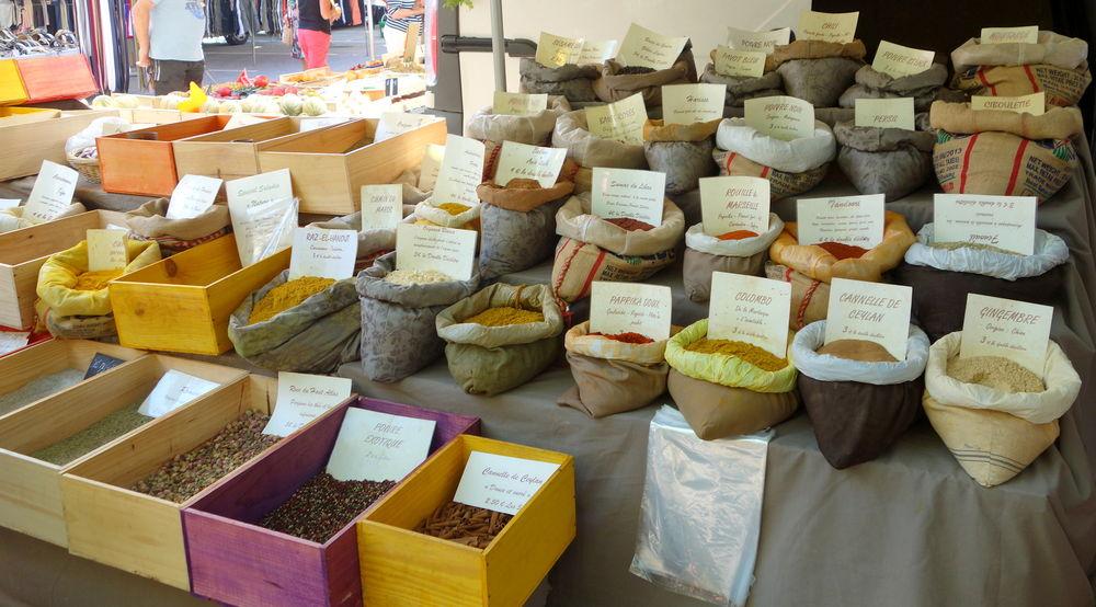 Giens' market à Hyères - 3