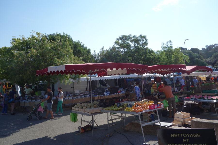 Giens' market à Hyères - 5