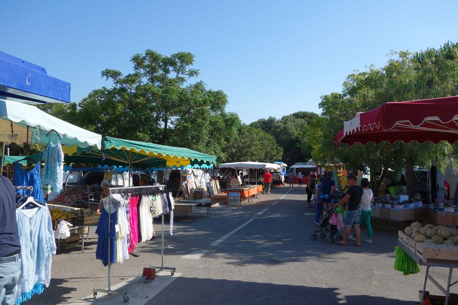 Giens' market à Hyères - 6