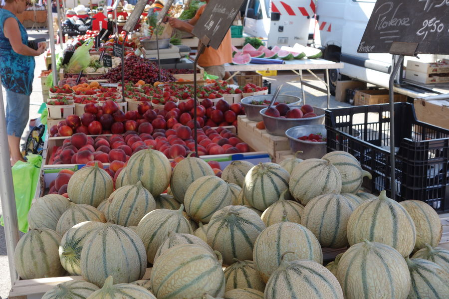 Giens' market à Hyères - 7