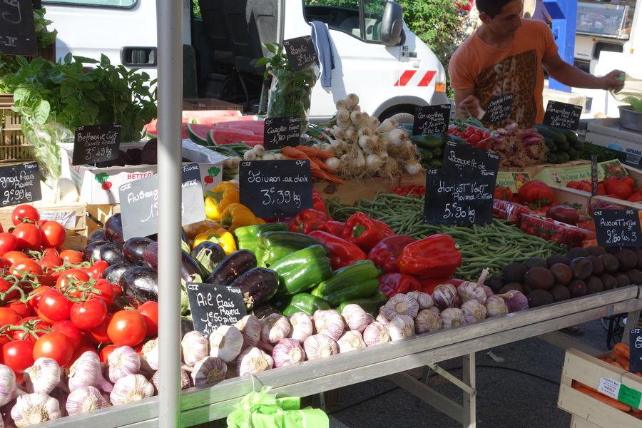 Giens' market à Hyères - 8