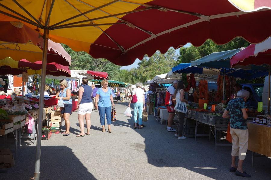 Giens' market à Hyères - 2