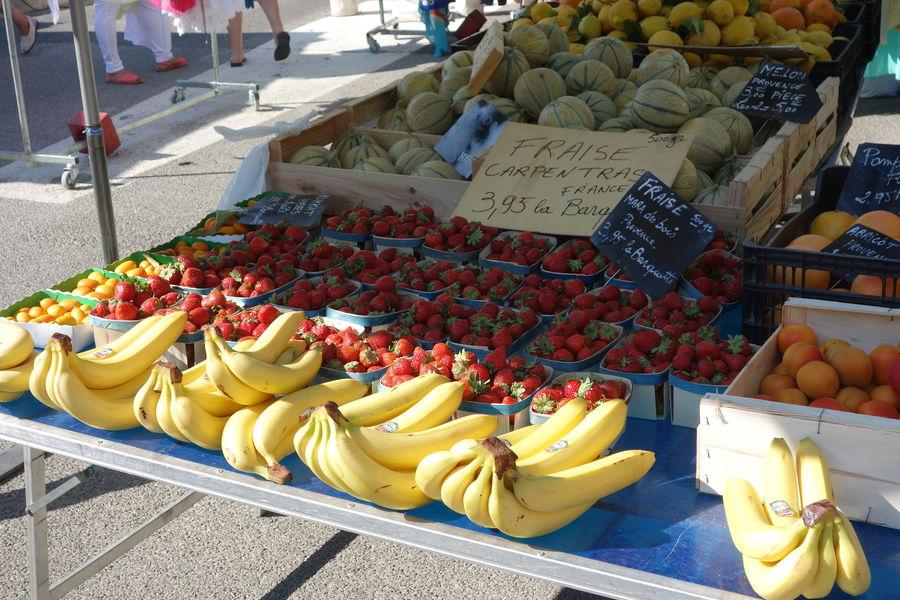 Giens' market à Hyères - 9