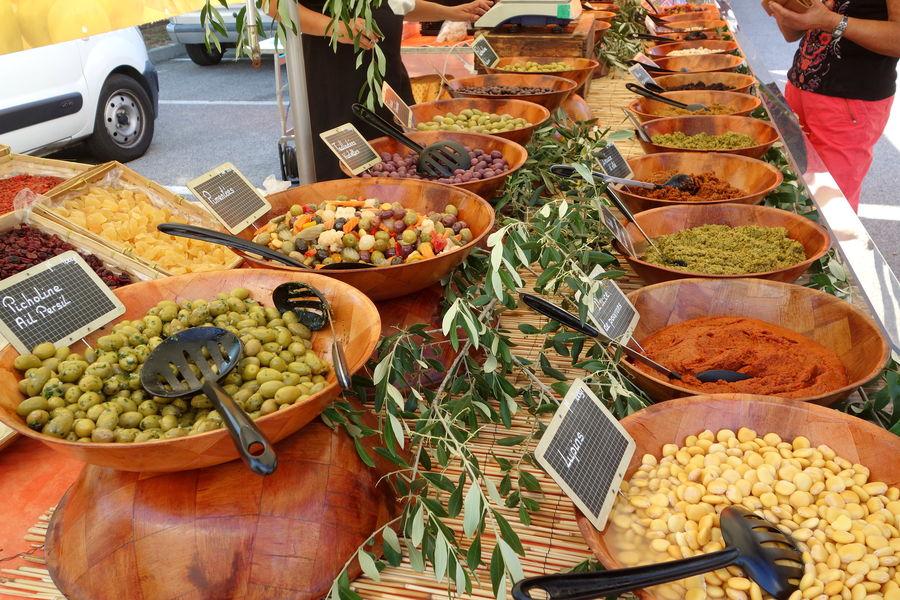 Giens' market à Hyères - 11