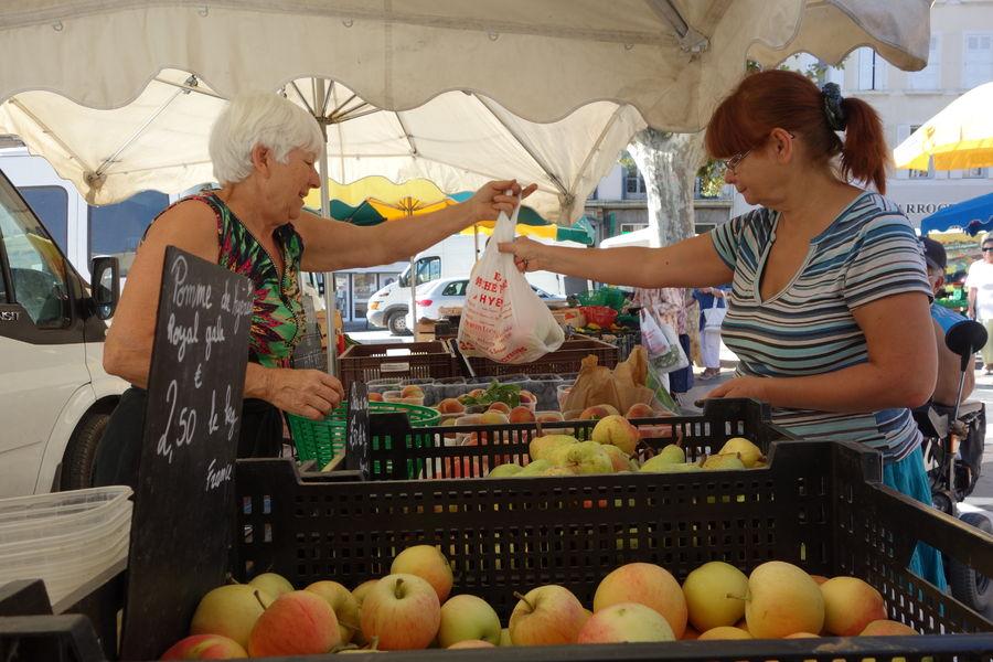 Farmers' Market à Hyères - 5