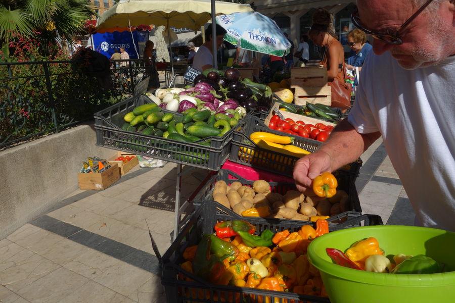 Farmers' Market à Hyères - 1