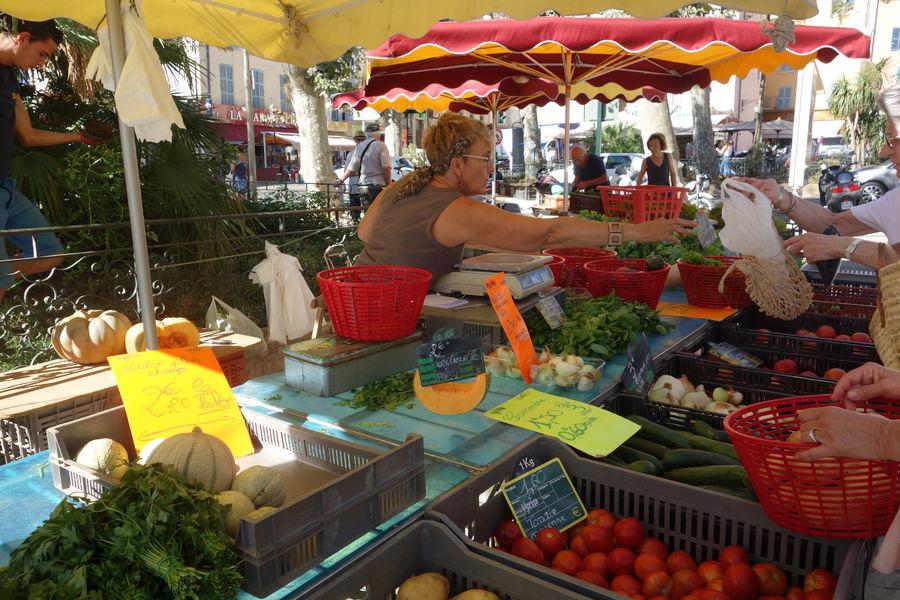 Farmers' Market à Hyères - 8