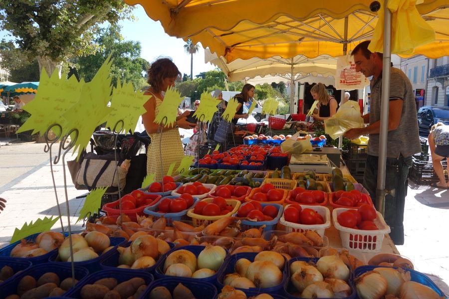 Farmers' Market à Hyères - 9