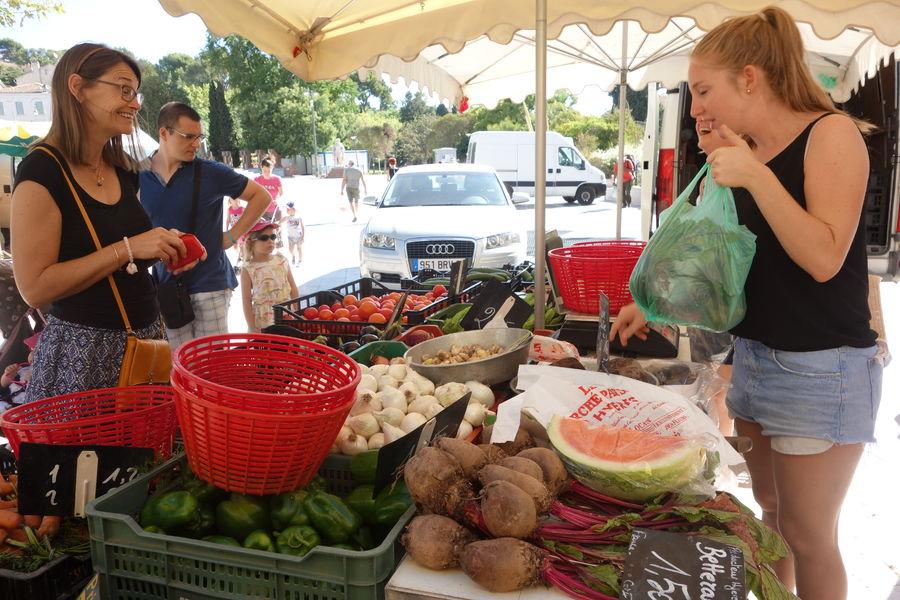 Farmers' Market à Hyères - 10