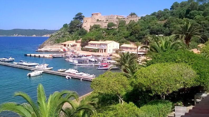 Port of Port-Cros à Hyères - 2