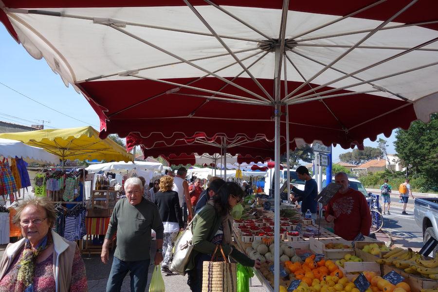 Ayguade Market à Hyères - 1