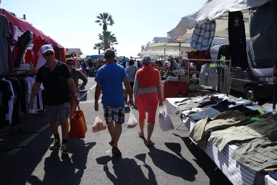 Ayguade Market à Hyères - 2