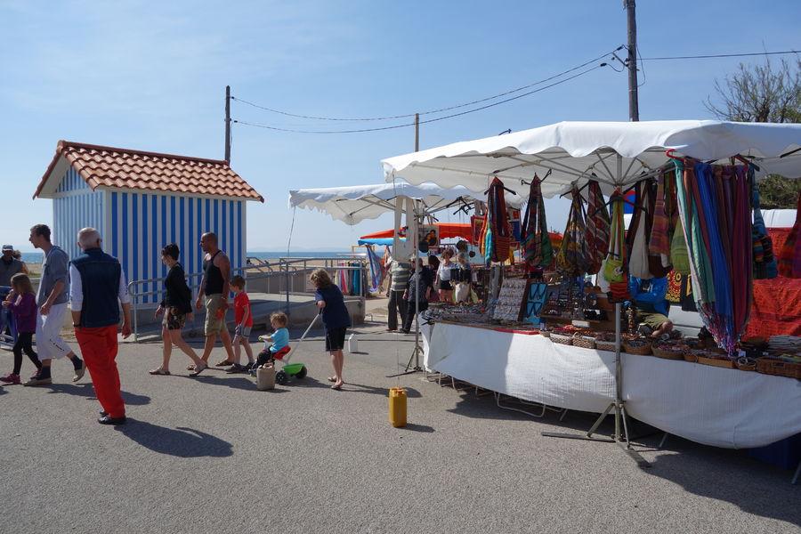 Ayguade Market à Hyères - 3