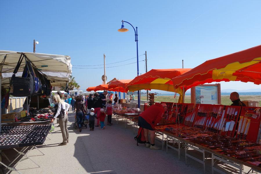 Ayguade Market à Hyères - 4