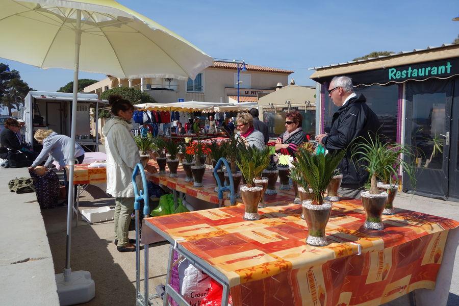 Ayguade Market à Hyères - 7