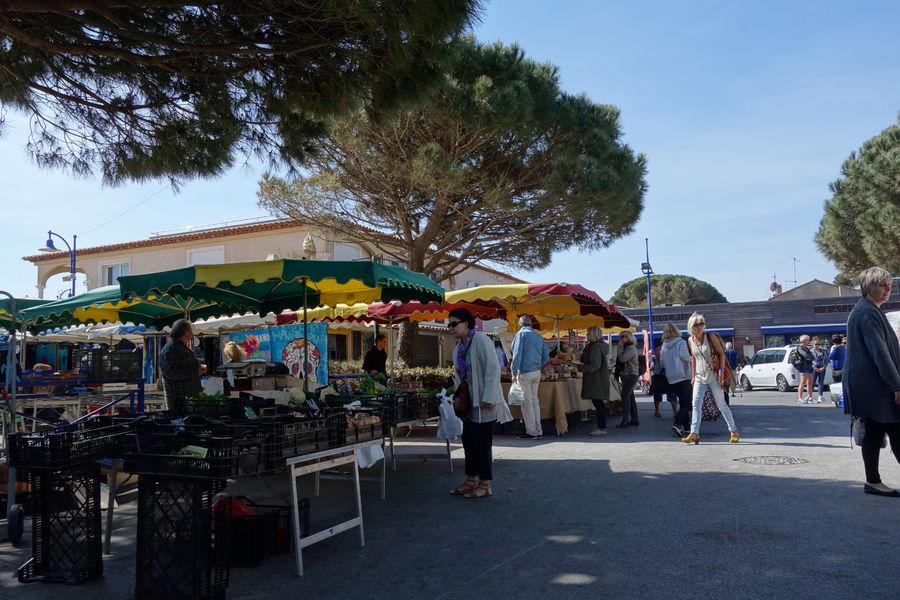 Ayguade Market à Hyères - 8
